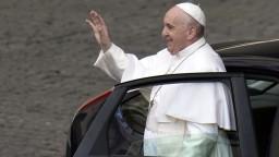Pápež František prekvapuje od začiatku, Luník IX si vybral sám