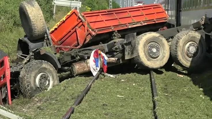 Polícia vyčíslila škodu po zrážke rýchlika s Tatrou. Dosahuje takmer 2,5 milióna eur