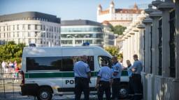 Polícia pri príchode pápeža nezaznamenala žiadne narušenie verejného poriadku