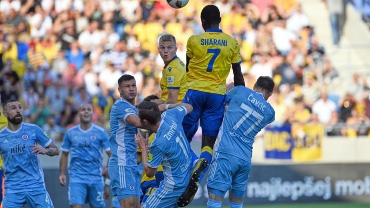 Belasí stratili prvé body v sezóne, s Dunajskou Stredou nakoniec remizovali