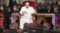 Arcibiskup Zvolenský: Pápež je inšpiráciou pre kňazov aj svojou láskou k chudobným