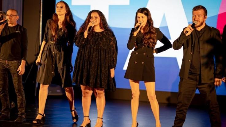FOTO: Na oslave Televízie TA3 nechýbalo umenie a dobrá hudba: Zažiarili sólisti baletu aj známi hudobníci