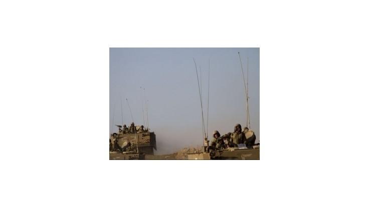 Sýrske tanky vstúpili do demilitarizovanej zóny na Golanských výšinách
