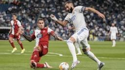 Fanúšikovia Realu Madrid sú späť na štadióne po viac ako 500 dňoch