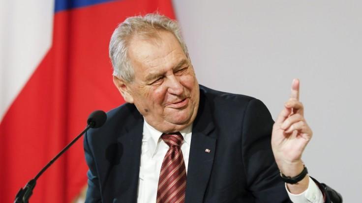 Babiš vyjadril obavy o zdravie hospitalizovaného prezidenta Zemana