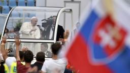 Návšteva pápeža sa pomaly končí. S akými obmedzeniami treba rátať v Bratislave?