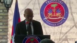 Haitský prokurátor požiadal o obžalovanie premiéra. Ten na to reagoval jeho odvolaním
