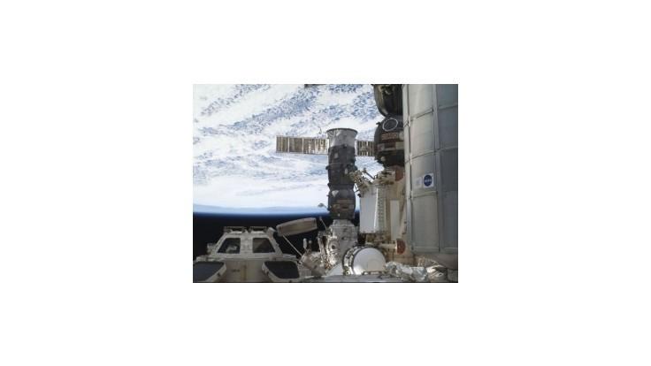 NASA ponúka možnosť vidieť ISS bez čakania a ďalekohľadu