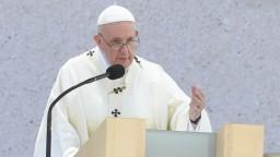Nosím vás všetkých v srdci, povedal pápež na záver svojej návštevy