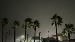 Tropická búrka Nicholas sa presúva do Louisiany. Úrady varujú pred bleskovými záplavami