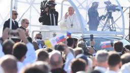 Dni plné šťastia a pocit veľkej radosti. Ako hodnotí návštevu pápeža konferencia biskupov?