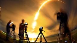 Do vesmíru leteli štyria turisti, okolo Zeme budú obiehať tri dni