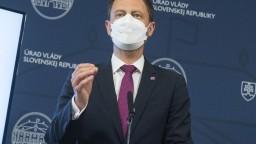 Premiér Heger zvolal bezpečnostnú radu, dôvodom je situácia v polícii