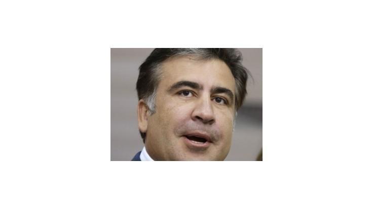 Saakašvili odmietol výzvu na vysťahovanie z prezidentského paláca