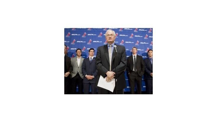 Vedenie NHL a zástupcovia hráčov sa vrátili za rokovací stôl