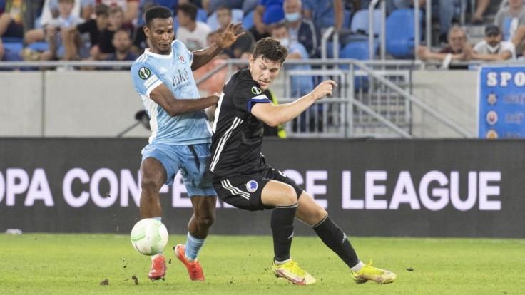 Slovan Bratislava v úvodnom zápase skupiny prehral s FC Kodaň