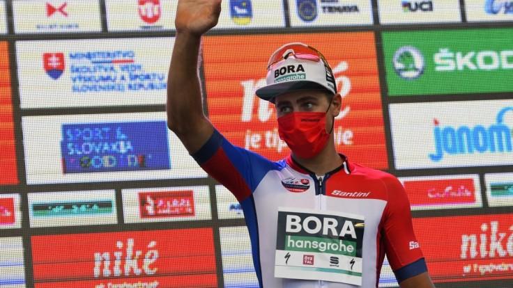 Sagan obsadil v piatkovej etape Okolo Slovenska opäť druhé miesto