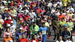 Tokijský maratón odložili pre pandémiu, uskutoční sa v marci 2022