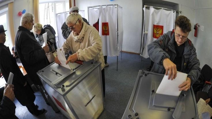 V Rusku vraj dochádza k cudziemu zasahovaniu do volieb. Mali zaznamenať tri kybernetické útoky
