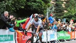 Sagan získal žltý dres, v sobotnej etape Okolo Slovenska skončil tretí