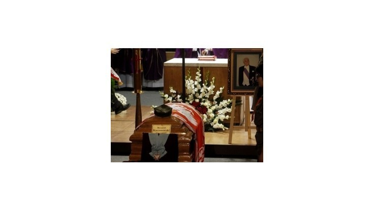 Poľského exprezidenta znova pochovali