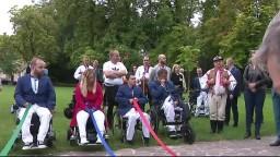 V Piešťanoch sa oslavovalo, paralympionici uzatvárali vydarenú letnú sezónu