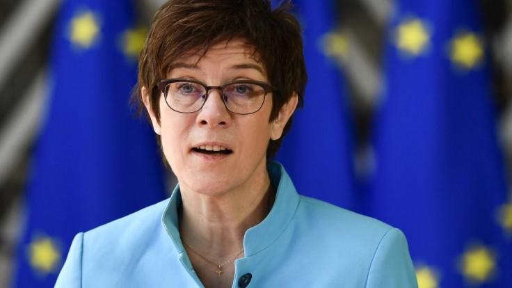 Nemecká ministerka obrany chce pripraviť pôdu na realizáciu vojenských misií pod záštitou únie