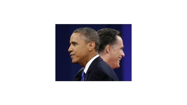 Obama a Romney sľubujú boj do poslednej minúty