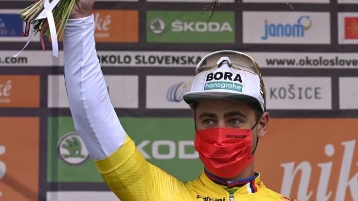 Peter Sagan sa stal celkovým víťazom pretekov Okolo Slovenska
