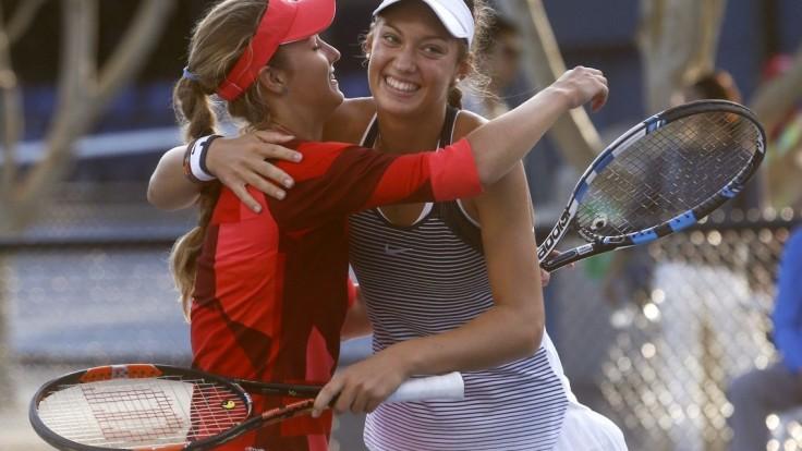 Mihalíková s Kalinskou po dramatickom finále zvíťazili na turnaji v Portoroži