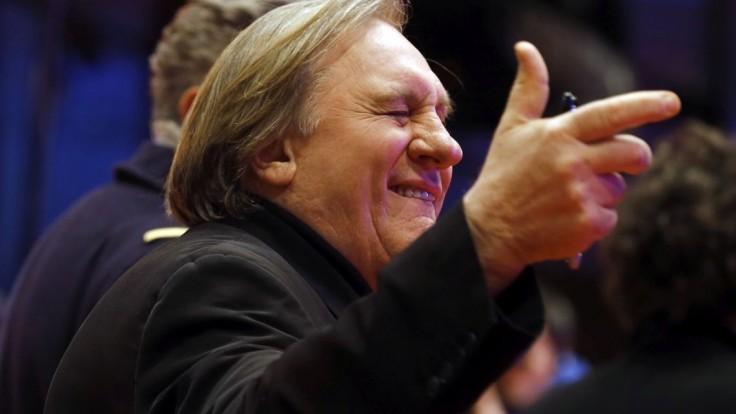 Obdivujem Rusko, obdivujem Putina, vyhlásil Depardieu. Vo voľbách odovzdal svoj hlas
