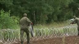 Na hranici Poľska s Bieloruskom našli v nedeľu tri mŕtve telá
