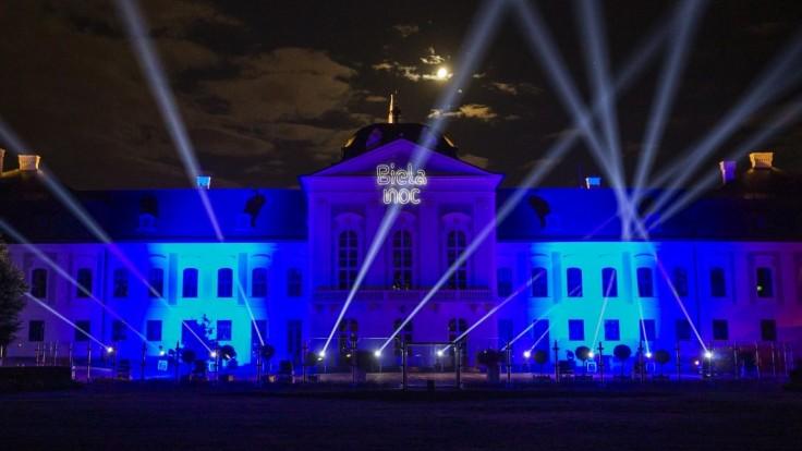 FOTO Biela noc rozžiarila Bratislavu. Festival potrvá do začiatku októbra