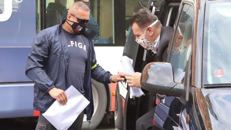 Kauza Dobytkár: Kajúcnik manipuloval výpovede proti Kožuchovi, tvrdí advokát