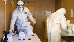 Hygienici zverejnili správu za august. V sekvenovaných vzorkách zachytili tri varianty koronavírusu