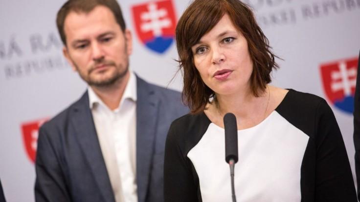 Matovič a Remišová o generálnej a špeciálnej prokuratúre: Musíme im vykolíkovať priestor