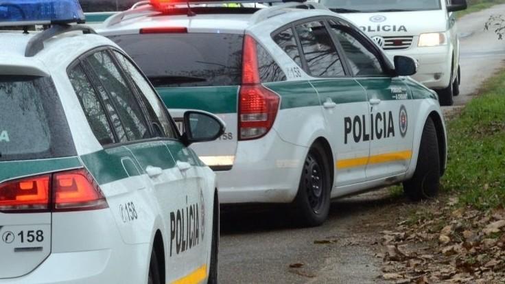 Muž v Nitre sa pokúsil utiecť policajnej hliadke na kolobežke