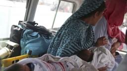 V záchytnom tábore na východe Slovenska je 19 Afgancov. Najmladší z nich má len tri mesiace