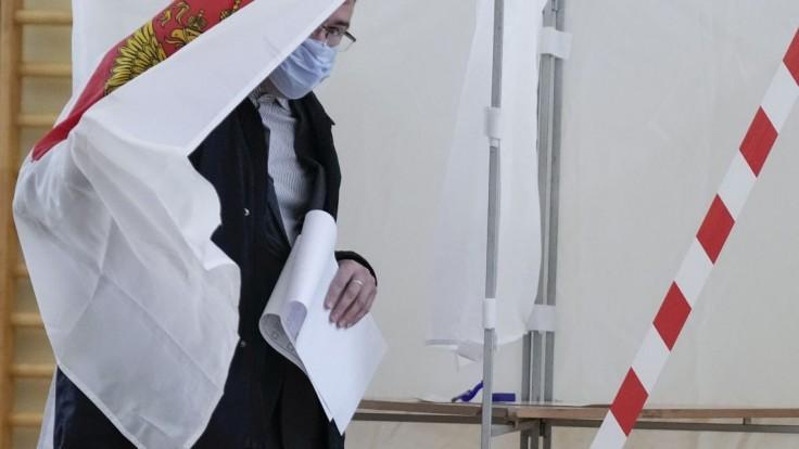 V Moskve preveria výsledky elektronického hlasovania vo voľbách