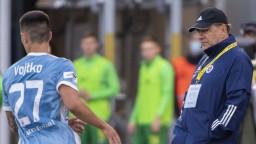 Slovan utŕžil prvú prehru, inkasoval na konci zápasu