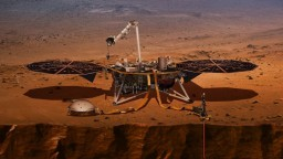 Na Marse zaznamenali tri zemetrasenia za posledný mesiac