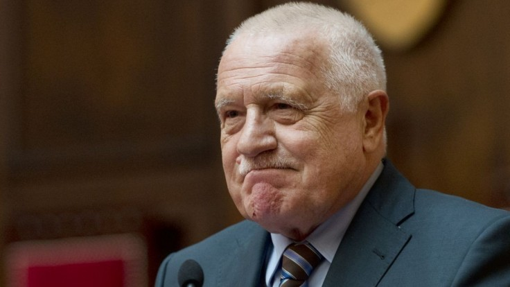 Zdravotné problémy trvajú. Český exprezident Václav Klaus je opäť v nemocnici
