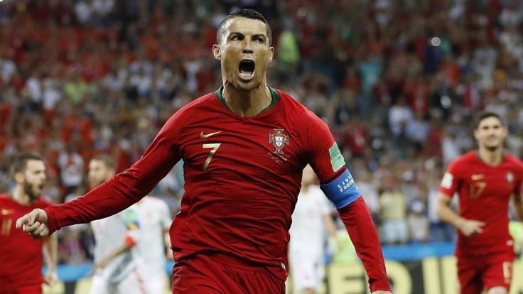 Najlepšie zarábajúcim hráčom sveta sa stal Cristiano Ronaldo