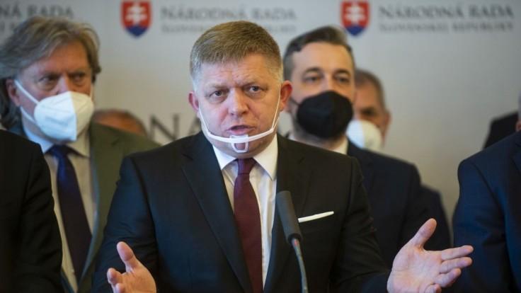 Fico: Ja som podržtašku mafiánom nerobil. Kritizuje aj Mikulcove odvolávanie