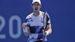 Murray postúpil na ATP vo Francúzsku, vyradil Kanaďana Pospíšila