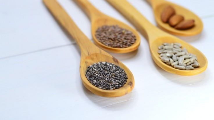 Doplňte živiny zdravými semienkami: Chia namiesto zeleniny, ľanové nahradia ryby