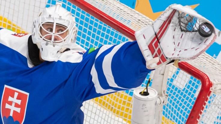 Slovenskí hokejisti poznajú prvého súpera, proti ktorému sa postavia na olympiáde v Pekingu
