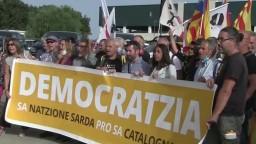 Zadržanie Puigdemonta vyvolalo protesty. Vláda čaká na rozhodnutie súdu