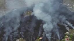 Sopka na ostrove La Palma stále chrlí lávu, materiálne škody sú obrovské