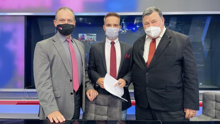 Špeciálne štúdio TA3: Krčméry a Bošňák priblížia, aký bude vývoj pandémie